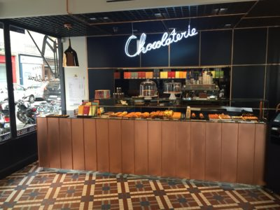 Chocolaterie Lignac
